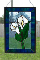Stained Glass work by Reneé King
